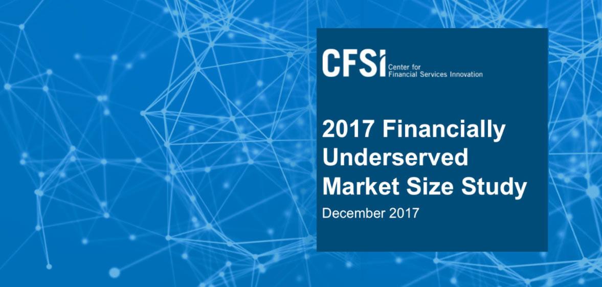 CFSI Underbanked Study