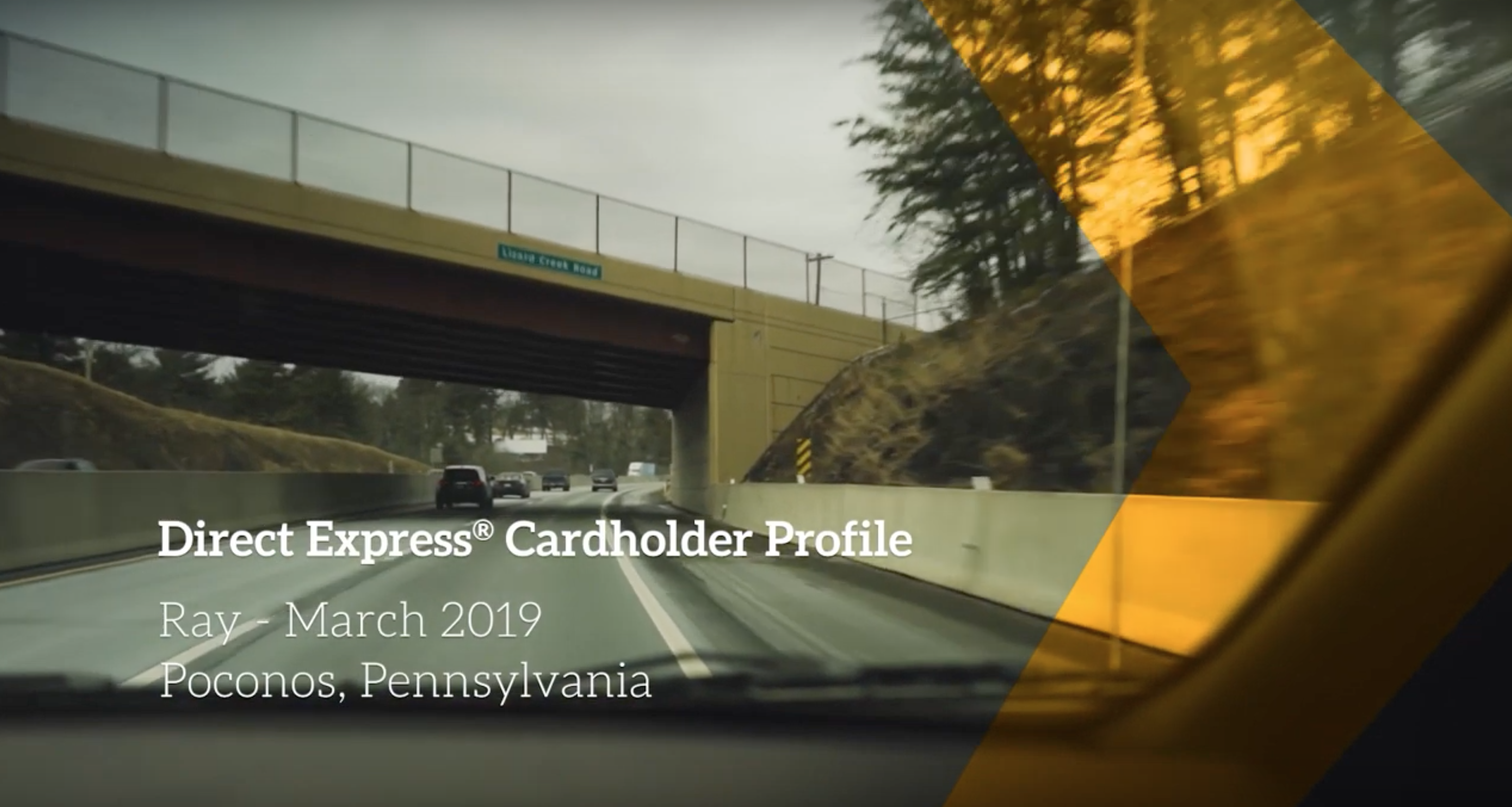 Meet Ray: Direct Express® Cardholder and PayPerks User (Video)